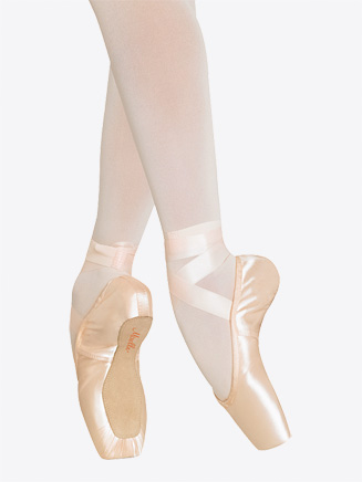Adult Advanced Pointe Shoe - Style No MS101A