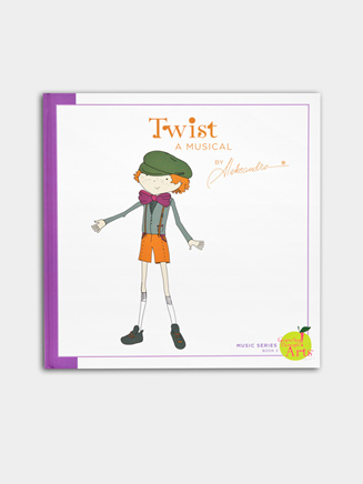 Twist Storybook - Style No MTWSTORY
