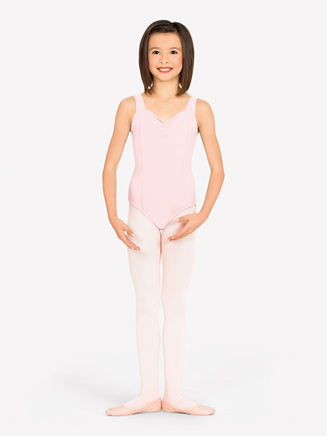 Child Sweetheart Tank Leotard - Style No N5501C