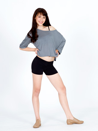 Adult Longer Inseam Short - Style No N8394