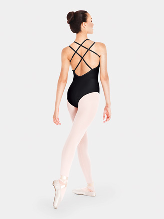 Double Strap Adult Camisole Leotard - Style No N8426