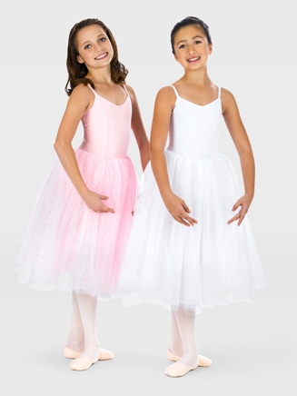Child Classical Tutu - Style No N8500C