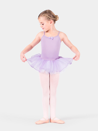 Child Camisole Tutu Dress - Style No N8503C