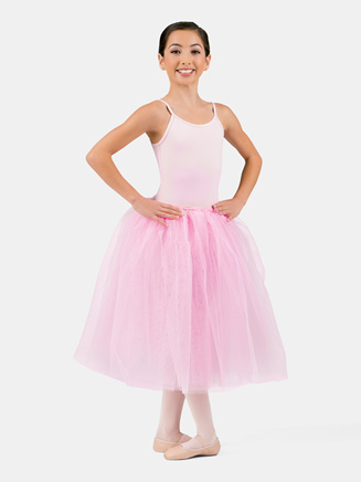 Classical Length Child Tutu Skirt - Style No N8505C