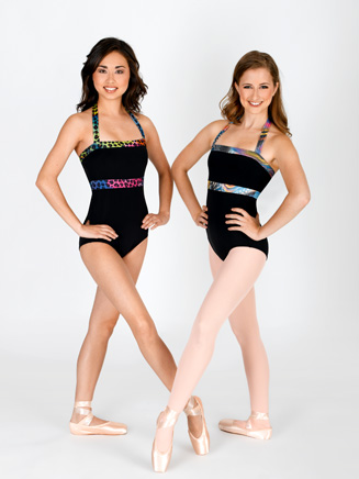 Halter Leotard - Style No N8631