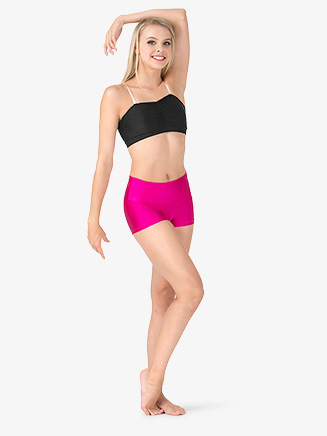 High Waist Dance Short - Style No N8641