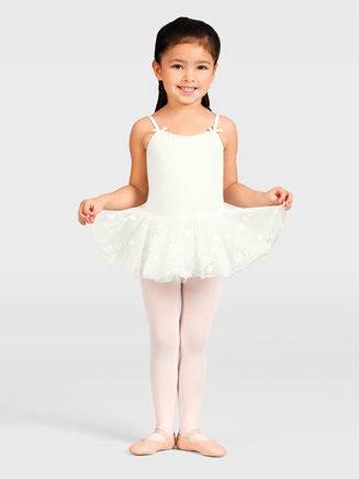 Natalie Child Embroidered Camisole Tutu Dress