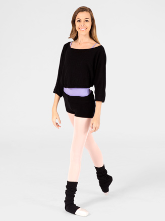Adult 3/4 Sleeve Knit Sweater - Style No N8708