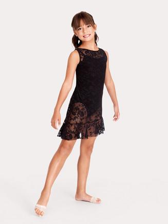 Natalie Child Tank Lace Overdress