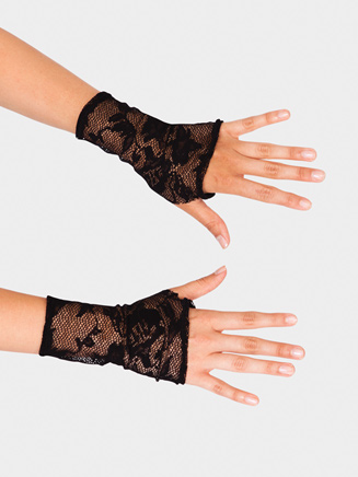 Adult Lace Mitts - Style No N8721