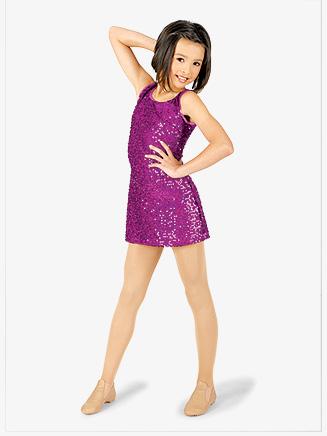 Natalie Child Tunic Tank Dress