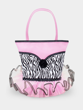 Sassi Tutu Cute Zebra Tote