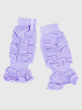 Baby Lilac Kisses Legruffles - Style No NUBIE8