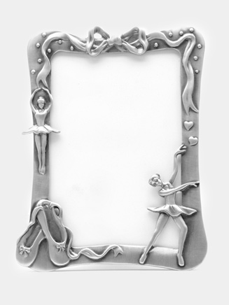 Ballet Picture Frame - Style No P136846