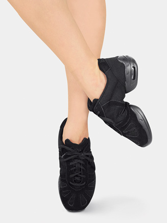 """Hi-Step"" Adult Dance Sneaker - Style No P40C"