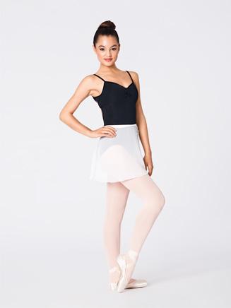 Adult Chiffon Wrap Ballet Skirt - Style No P981