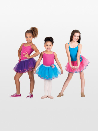Child Tutu Skirt - Style No PC025
