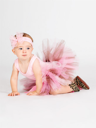 "Birthday Girl 7"" Tutu - Style No PPBG"