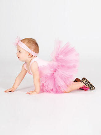 "Emma Clare 7"" Tutu - Style No PPEL"