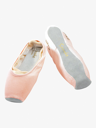 Adult Pointe Shoe Covers - Style No PSOP1