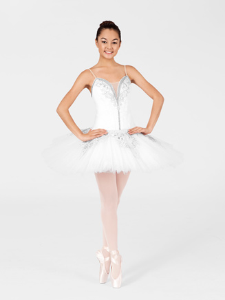 "Adult ""Russian"" Style Adorned Tutu - Style No PT101"