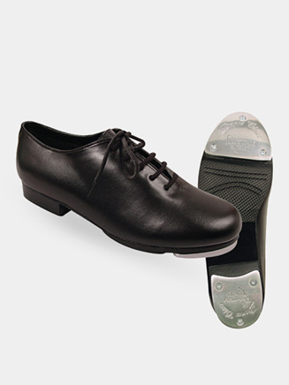 Lace Up Adult Tap Shoe - Style No PTM101