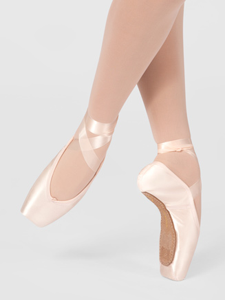 Rubin Pointe Shoe (Ruby) - Style No RD