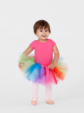 "Rainbow 7"" Tutu - Style No RWP"