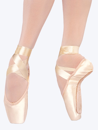 Serenade Pointe Shoe - Style No S0131