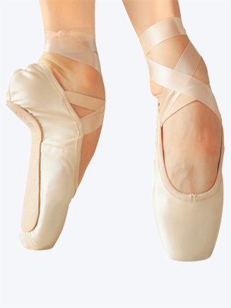 """Signature"" Pointe Shoe - Style No S0168"