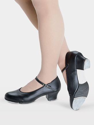 """Showtapper"" 1.5"" Heel Adult Tap Shoe - Style No S0323L"
