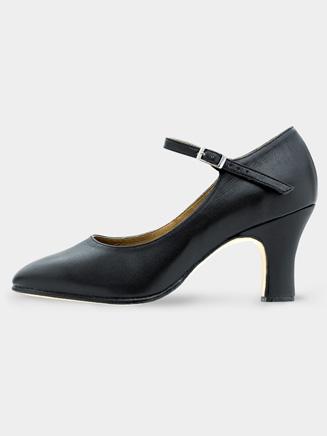 Bloch Women's 3 Chord Character Shoe