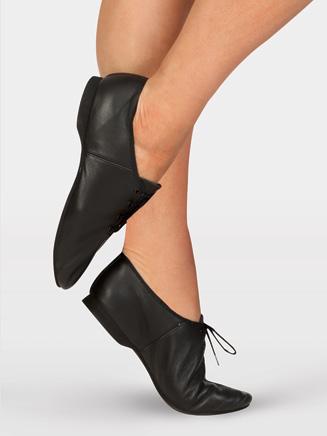 Bloch Jazzlite Adult Lace Up Jazz Shoe