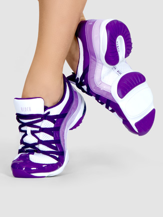 """Wave"" Adult Dance Sneaker - Style No S0523"