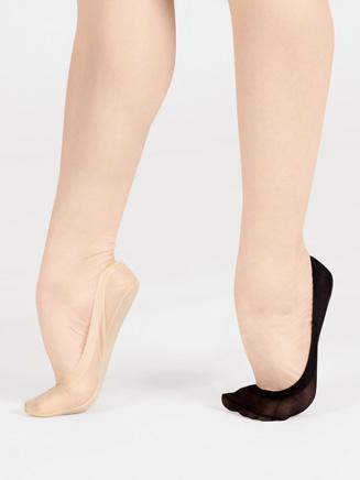 Capezio Invisible Foot Covers