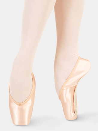 "Adult ""Classic Professional"" Medium Pointe Shoe - Style No SBTCP"