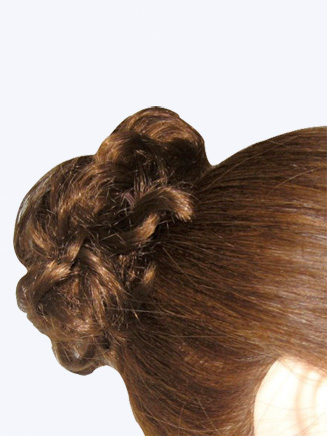 Faux Hair Scrunchie - Style No SCR08