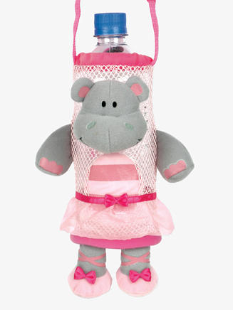 Hippo Ballerina Water Bottle Holder - Style No SJ670142