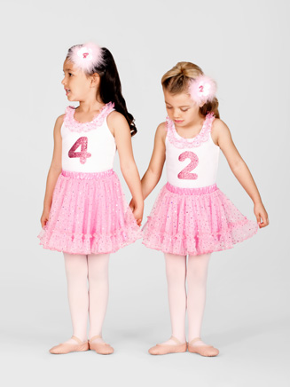 Child Tulle Skirt - Style No SK3003