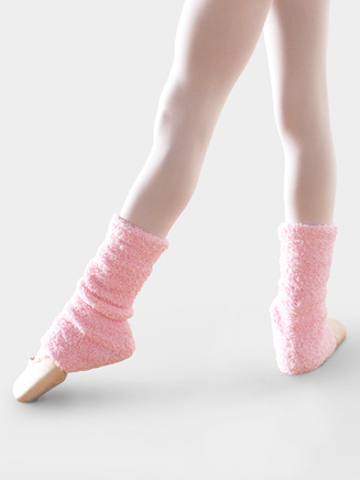 "Child 12"" Solid Color Legwarmers - Style No SL7703C"