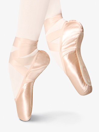 "Adult ""Solo"" Pointe Shoe - Style No SOLO"