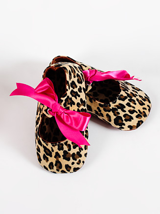 Infant Ballet Shoe - Style No STNBTSHOE