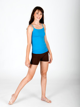Mix-Its Long Camisole Top With Adjustable Straps
