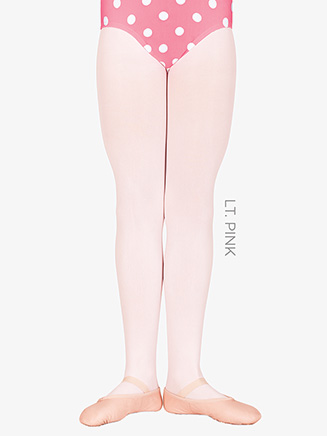 """Endura"" Girls Footed Dance Tight - Style No T0921G"