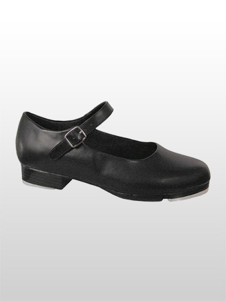 Buckle Strap Adult Tap Shoe - Style No T401