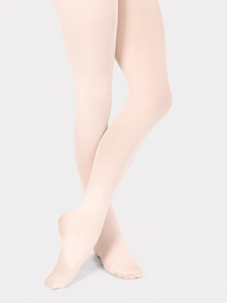 Girls Footed Dance Tights - Style No T5400C