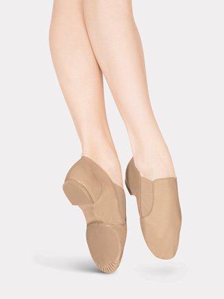 Adult Jazz Bootie with Gore Inset - Style No T7600