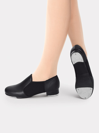 Child Economy Slip-On Tap Shoe - Style No T9100C