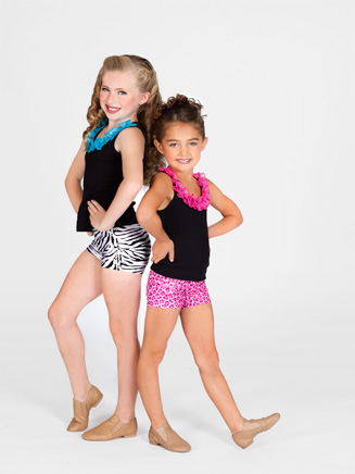 Child Ruffle Tank Top - Style No TA2727