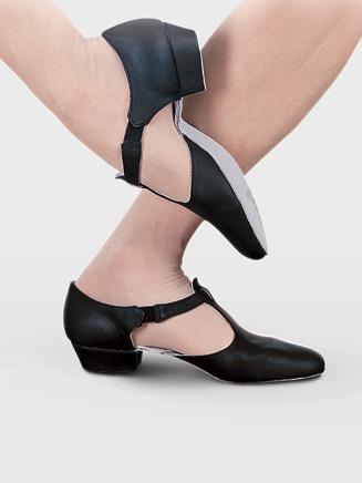 Sansha Diva Adult Leather Teaching Sandal